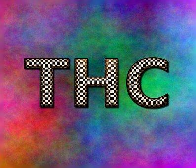 Thc, Tetrahydrocannabinol, Marijuana, Cannabis