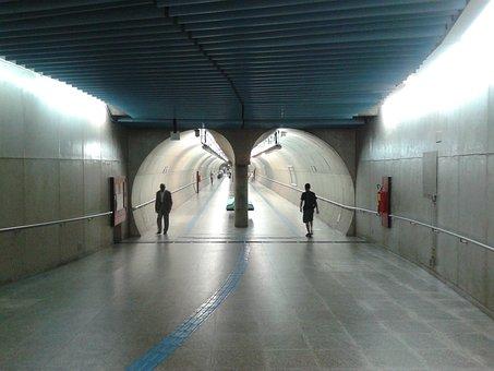 São Paulo, Sp, Sampa, Subway, Transport, Train