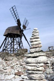 Use, Stones, Balance, Skurkvarn, Oland, Geopark