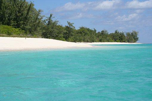 Beach, Vacation, Timor-leste, East Timor, Jako Island