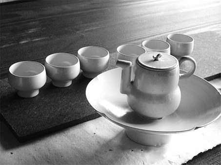 Cup, Hen, Artistic Conception, Tea Ceremony