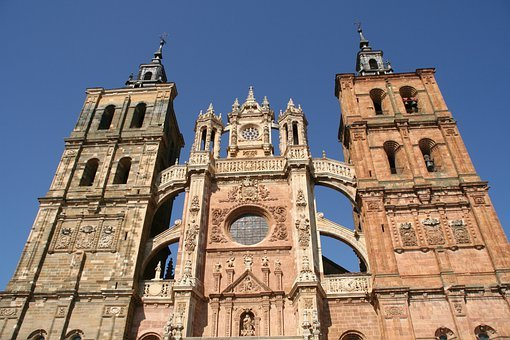 Spain, Castile And Leon, Astorga, Cathedral