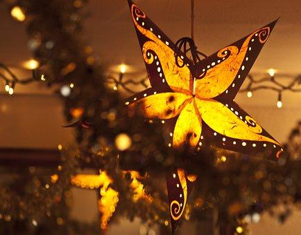 Christmas, Fairy Lights, Xmas, Lights, Decoration