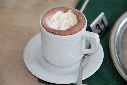 Breakfast, Chocolate, Cup, Cup Of Coffee, Coffee Break