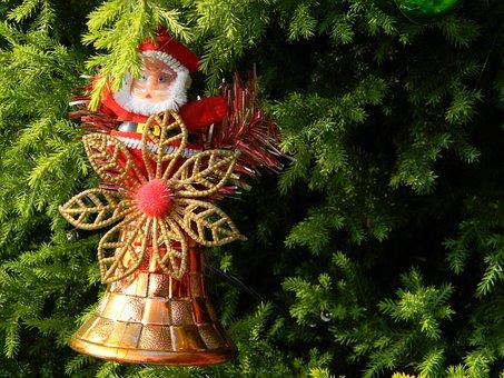 Christmas, Bell, Holiday, Decoration, Xmas, Celebration