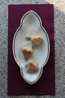Cookie, Anise, Heart, Bake, Ornament, Homemade, Sweet