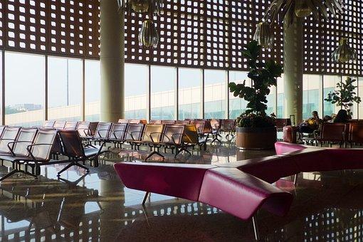 Chairs, Sofas, Airport, Mumbai