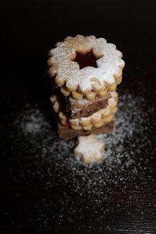 Christmas Cookies, Christmas, Cookie, Sweet, Cookies