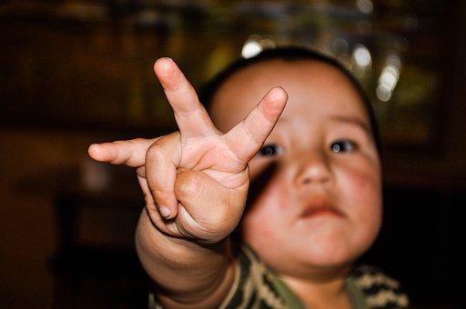 Kid, Finger, Child, Boy, Little, Adorable