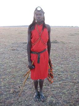 Africa, Kenya, Masai