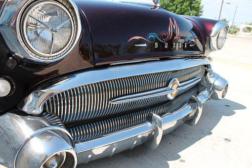 Lowrider, Auto, Vintage, Car, Transportation, Vehicle
