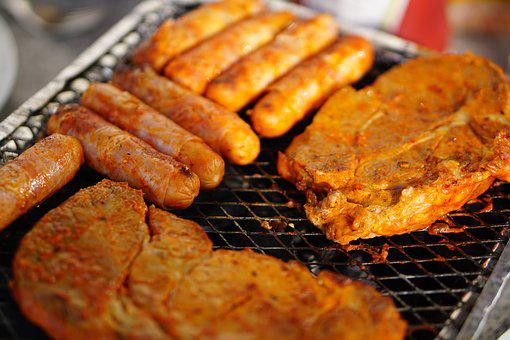 Meat, Barbecue, Eat, Food, Grill, Grilled Meats