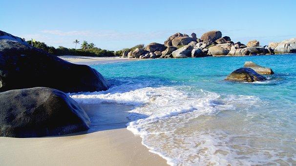Devils Bay, Virgin Gorda, British Virgin Islands