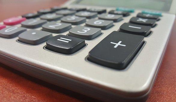 Calculator, Calculating, Calculate, Calculation