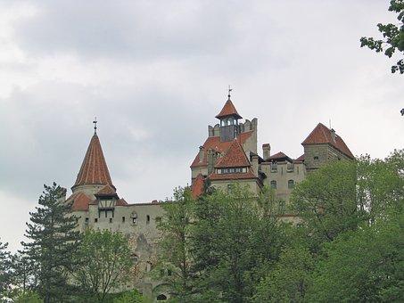 Count Dracula, Battlements, Bulwark, Buttress, Castle
