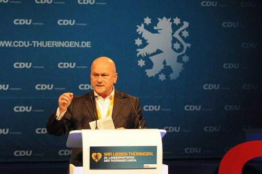 Policy, Bundestag, Cdu, Member Of Parliament