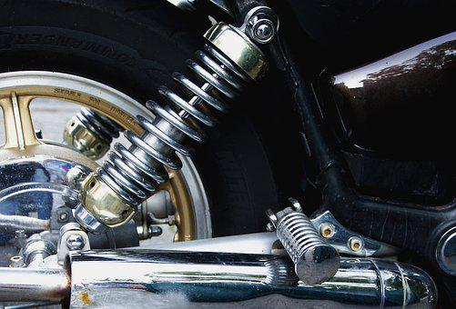 Yamaha, Motorcycle, Details, Technology, Chrome