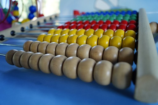 Abacus, Counting, Count, Learning, Kid, Mathematics