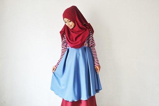 Woman, Muslim, Ramadan, Islam, Hijab, Fashion, Clothes