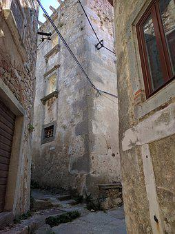 Country, Old, Old Town, Houses, Historical Centre, City