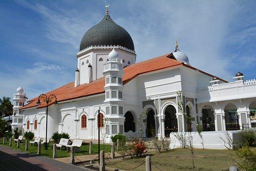 Mosque, Pray, Muslim, Islam, Religion, Islamic, Prayer