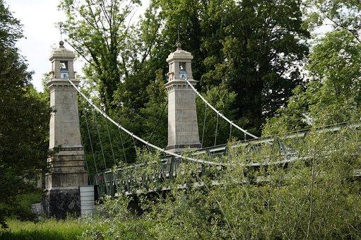 Bridge, Evil, Lake Constance, Upper Swabia