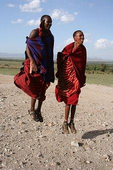 Masai, Maasai, Tanzania, Africa