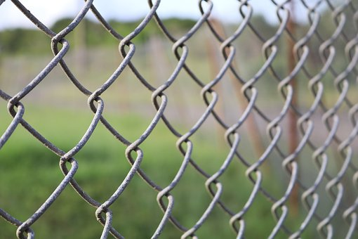 Fence, Security, Wire, Protection, Metal, Barbed