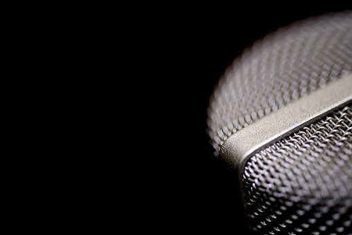 Microphone, Vocal, Voice, Announcer, Voice-overs, Music