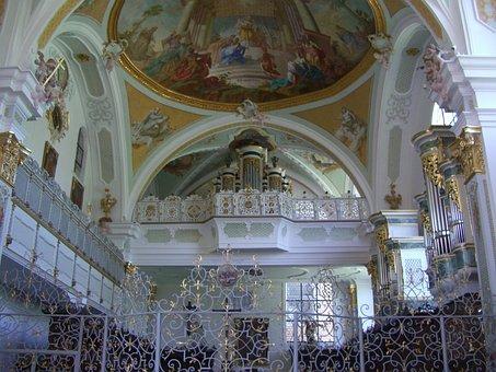 Monastery Church Of Mariä Himmelfahrt, Oberschönenfeld