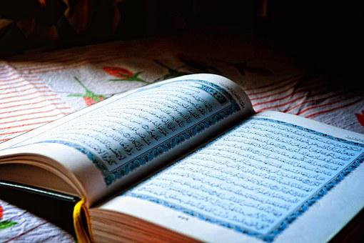 Holy Quran, Ramadan, Holy, Month, Open Book, Arabic