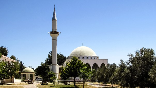 Cyprus, Karpasia, Rizokarpaso, Mosque, Muslim, Religion