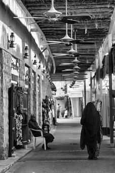 Traditional, Arabic, Woman, Muslim, Culture