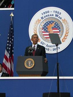 Obama Barack, President, Usa, America, Speech, Politics
