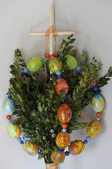 Palm Trees, Palm Sunday, Christianity, Spring, Religion
