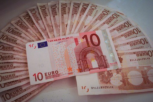 Euro, Bill, Rich, Invoicing, Count, Account, Bank
