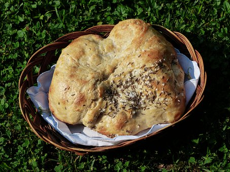 Breadbasket, Breakfast, Soul, Pastries, Bread, Salt