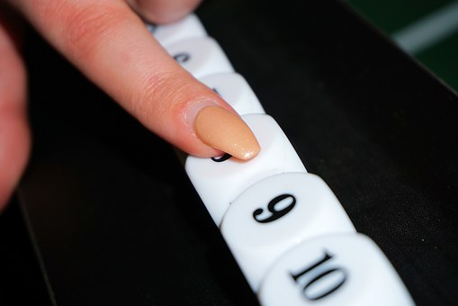 Finger, Pay, Nail, Count, Points, Score, Index Finger