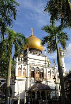 Singapore, Sultan Mosque, Muslim Heritage