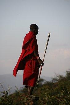 Masai, Maasai, Africa, Tanzania