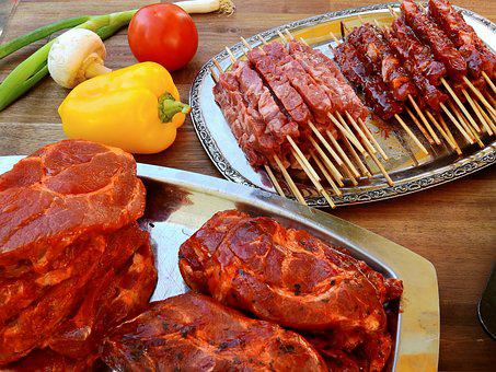 Meat, Raw, Tasty, Food, Grill, Grilled Meats, Fresh