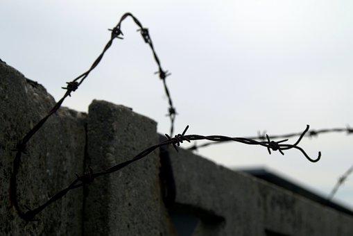 Barbed Wire, The Closure Of, Prison, Freedom, Escape