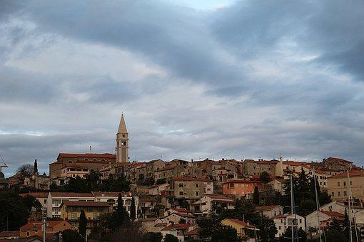 Old Town, Vrsar, Croatia, Istria