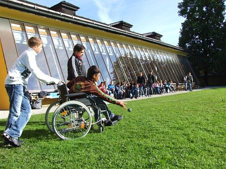 Wheelchair, Disabled, Sport, Active, Sokieba, Funsport