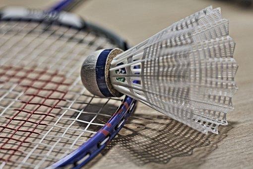 Badminton, Bat, Activity, Leisure, Play, Bless You