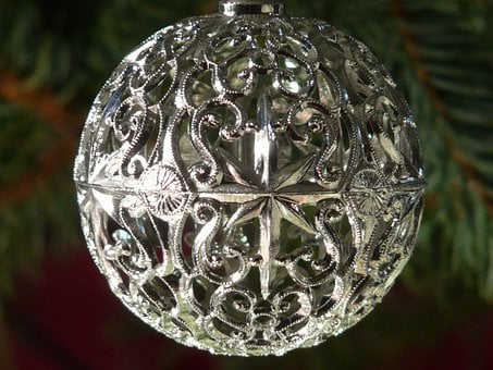 Christmas Ornament, Ball, Christmas Ornaments