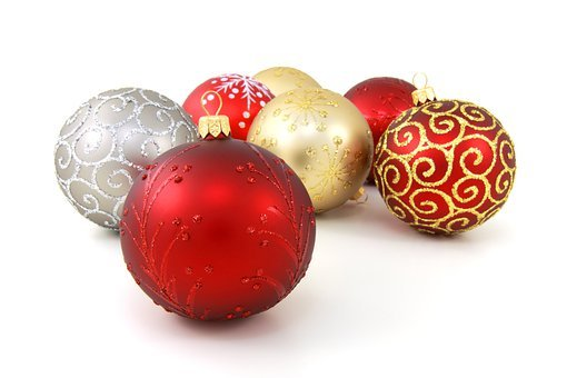 Balls, Baubles, Celebration, Christmas, Decoration