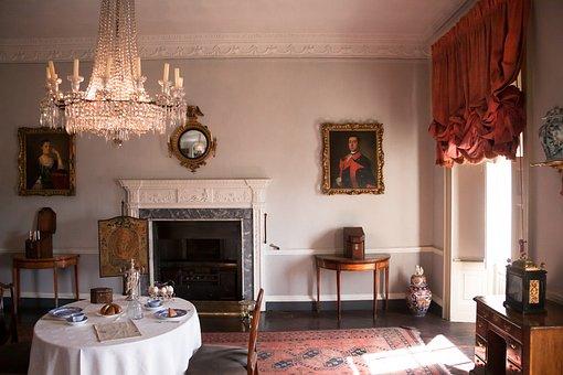 Breakfast Room, Home, Table, Georgian, Chairs