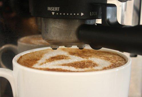 Cup, Coffee, Morning, Espresso, Cappuccino, Latte, Mug
