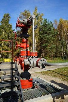 Crude Oil Mine, Head Hole, Extraction, Geology